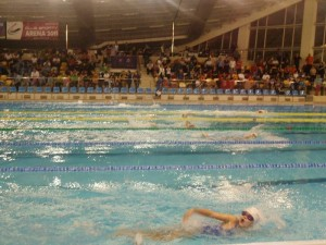 Campionatele Nationale de Natatie de inot10-11 ani Bacau 2013