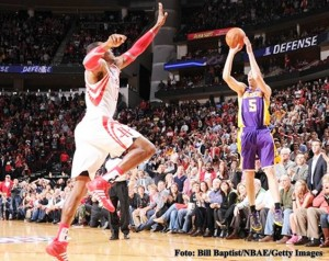 Houston Rockets-Los Angele Lakers