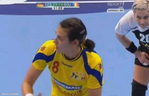 germania romania 26-23 handbal feminin