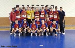 Romania U 18 handbal masculin