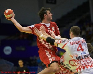 croatia handbal masculin