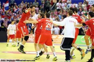 croatia handbal masculin CE 2014