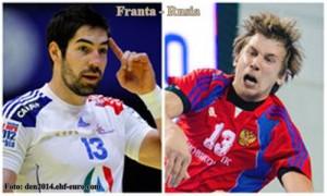 franta rusia campionatul european 2014