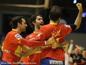 spania CE handbal masculin