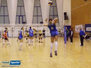 Stiinta Bacau Dinamo Bucuresti Divizia A volei feminin