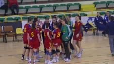 Nationala de junioare de handbal feminin