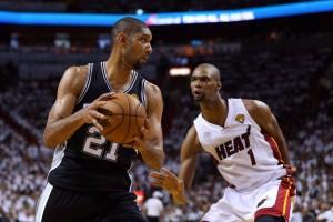 Finala NBA San Antonio Spurs - Miami Heat
