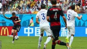 Germania SUA 1-0