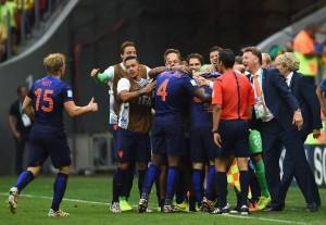 brazilia olanda 0-2