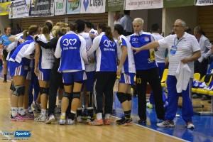HCM Baia Mare handbal feminin