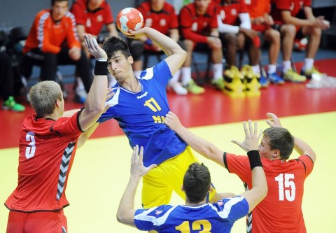 romania handbal juniori CE