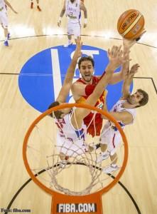 spania campionatul mondial de baschet masculin