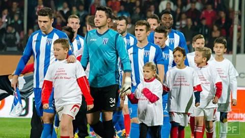 CSU Craiova - Viitorul 2-1