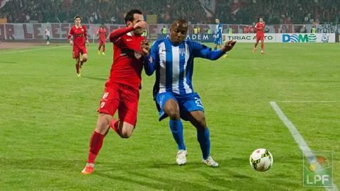 liga 1 fotbal