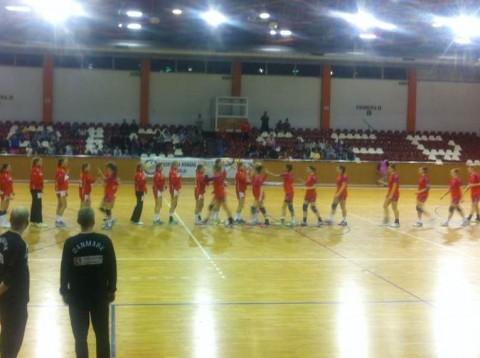 nationala romaniei de handbal junioare