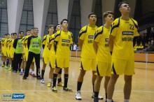 nationala romaniei handbal masculin cadeti