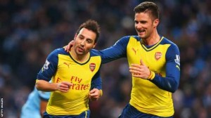 manchester city arsenal -