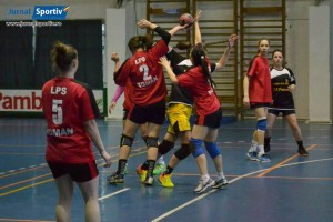 acs tescani lps roman handbal junioare 2