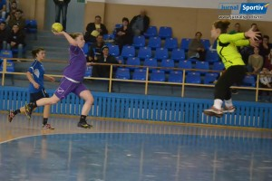 lps roman handbal junioare 1 turneu semifinal