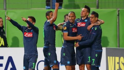 Napoli Europa League