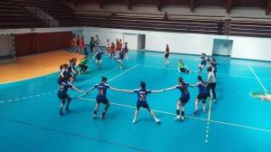 corona brasov handbal junioare 2