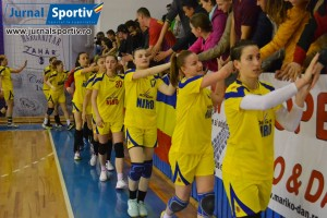 nationala romaniei de handbal feminin under 19
