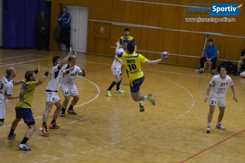 playoff handbal masculin stiinta bacau hcm minaur baia mare