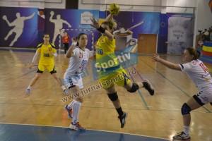 romania handbal feminin tineret