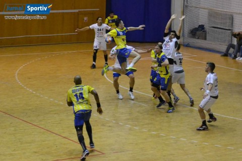 stiinta bacau hcm minaur baia mare handbal masculin playoff