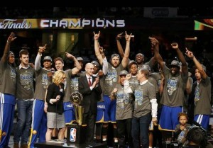 golden state warriors campioana nba 2015