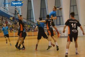 stiinta bacau minaur baia mare turneu final handbal juniori 2