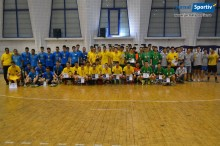 turneu final handbal juniori 2 - bacau 2015