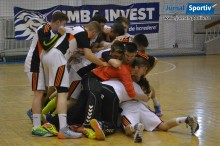 turneu final handbal juniori 2 - minaur baia mare