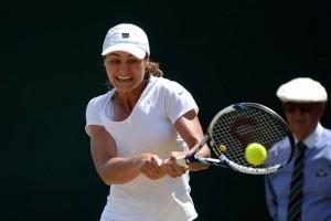Monica Niculescu Wimbledon
