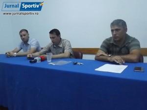 conferinta de presa cs stiinta municipal bacau