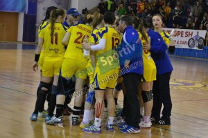 romania handbal feminin under 19