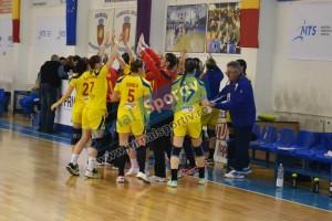 romania - handbal feminin under 19
