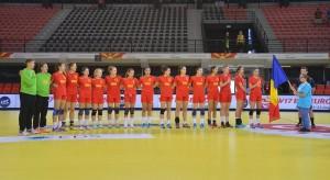 Romania handbal feminin junioare