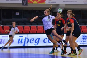 romania germania handbal feminin under 17
