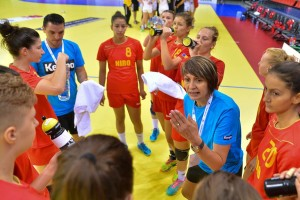 romania - handbal feminin under 17