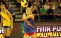 Romania volei feminin Campionatul European 2015