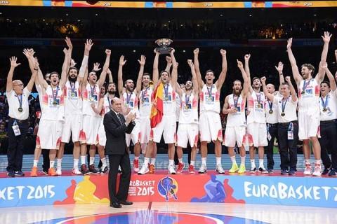 Spania Campionatul European de baschet masculin 2015