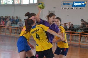 handbal junioare 1 acs tescani  lps roman