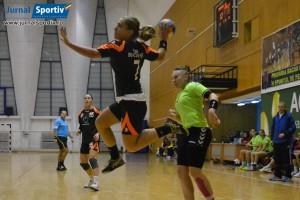 handbal feminin stiinta bacau csm bucuresti II