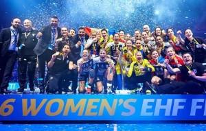 csm bucuresti handbal feminin championsleague