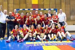 corona brasov campioana nationala handbal junioare 2