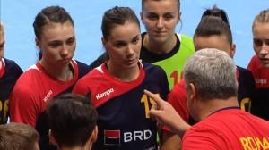 elena dache Romania handbal feminin tineret