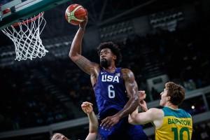 SUA baschet masculin Rio 2016