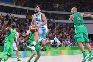 argentina brazilia baschet masculin rio 2016
