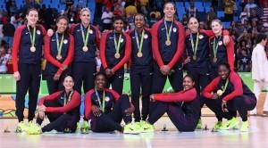 sua aur olimpic baschet feminin rio 2016